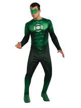 Green Lantern Men's Official Costume