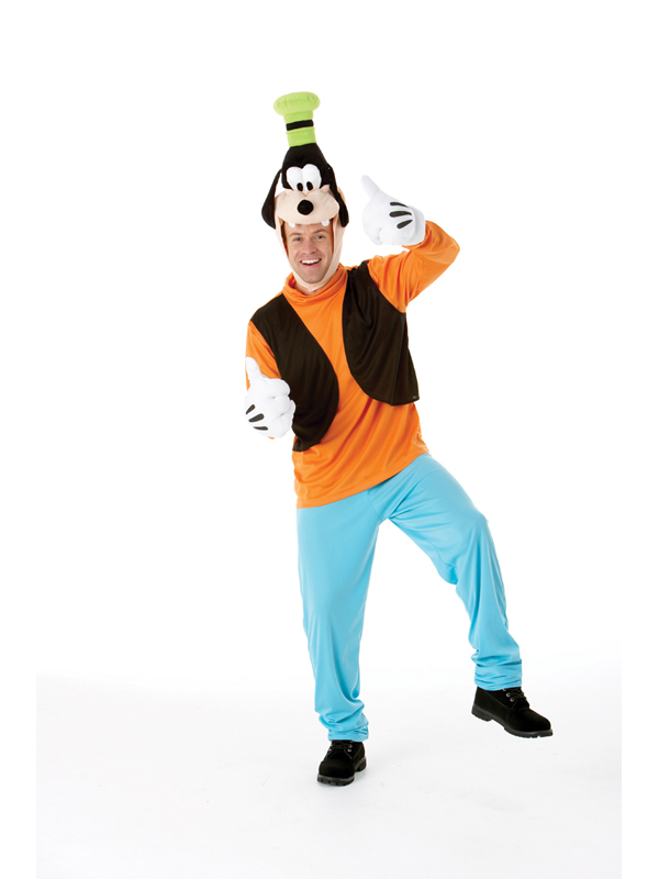 Disney Goofy Adult's Costume