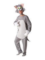 Tom and Jerry Adult's Tom Costume