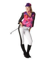 Female Jockey Costume