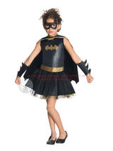 Child Batgirl Tutu Costume