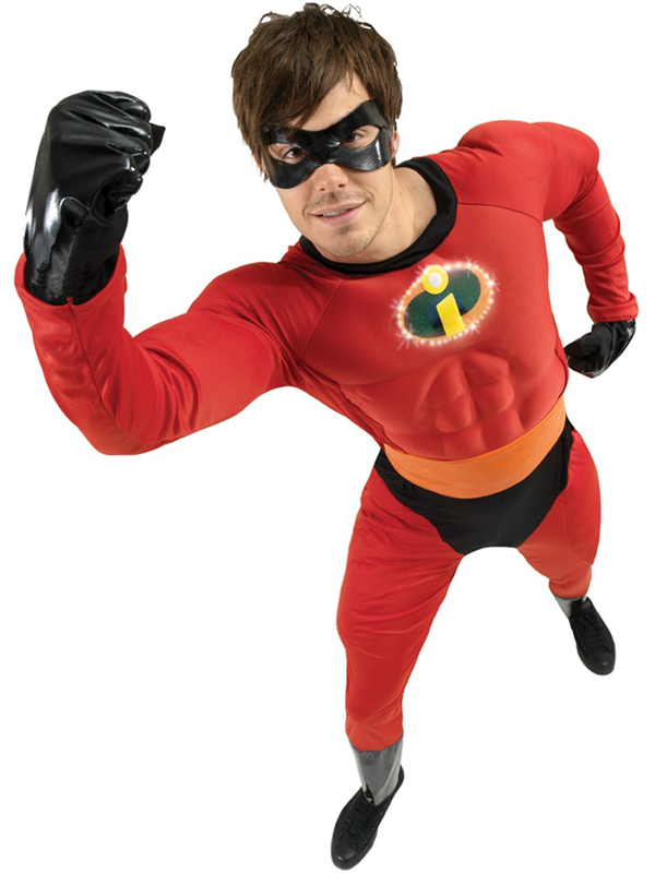 Mr Incredible Costume Uk