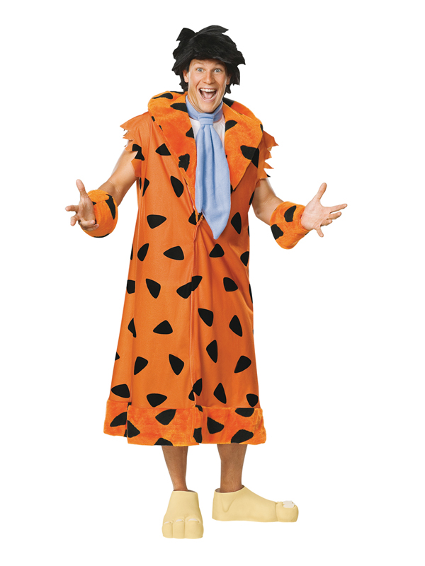 Fred Flintstone Deluxe Men's Costume