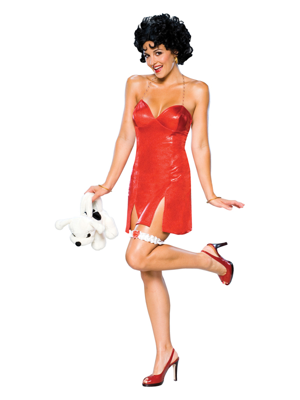 Adult's Betty Boop Ladies Costume