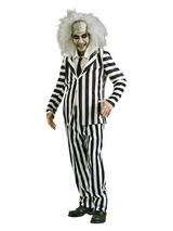 Beetlejuice Men's Official Costume