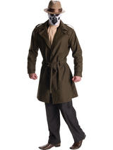 The Watchmen Rorschach Men's Costume