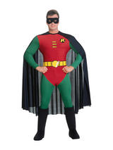 Official Robin Boy Wonder Men's Costume