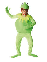 Disney Muppets Kermit the Frog Adult's Costume