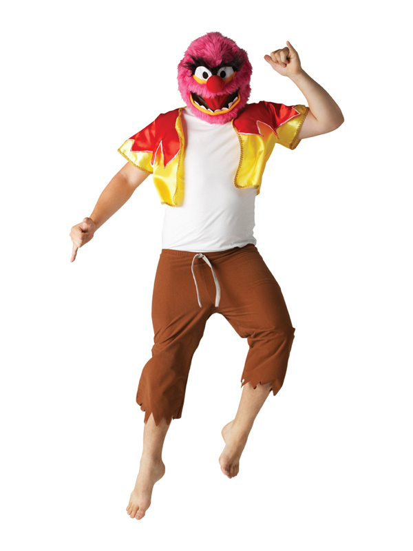 Disney Muppets Animal Adult's Costume