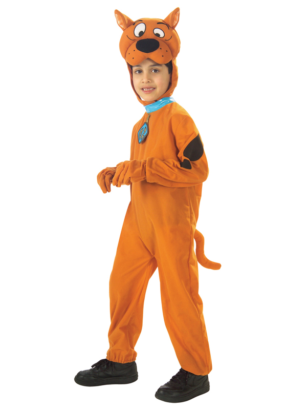 Scooby Doo Boy's Costume