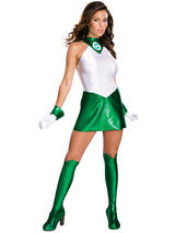 Green Lantern Sexy Ladies Costume