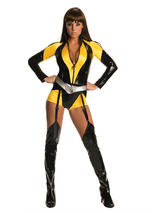 The Watchmen Silk Spectre Ladies Costume