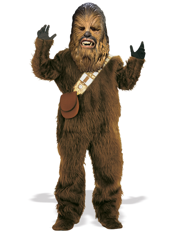 Star Wars Chewbacca Deluxe Boy's Costume