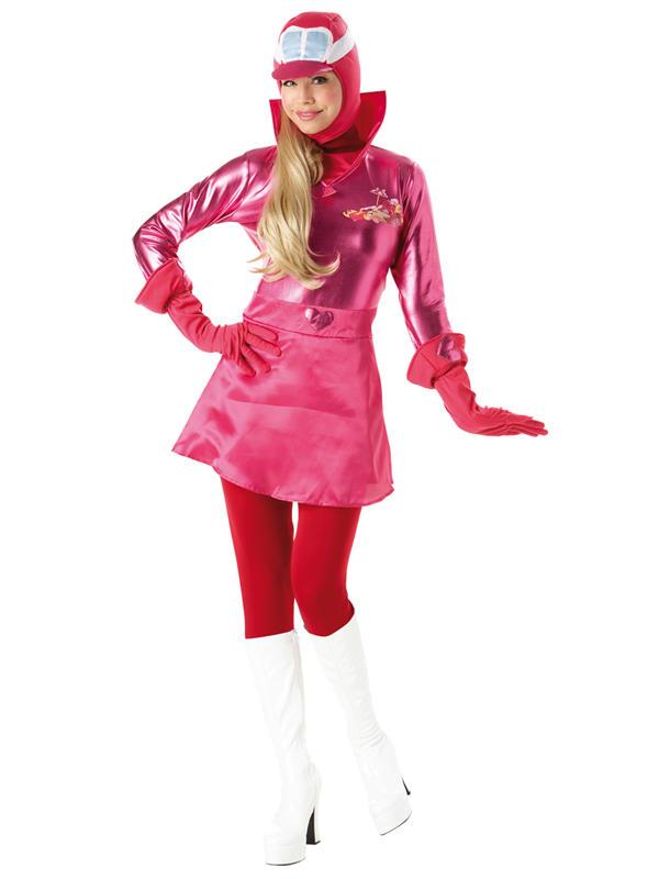 """Penelope Pitstop """"Wacky Races"""" Costume"""