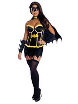 Batgirl Ladies Sexy Costume