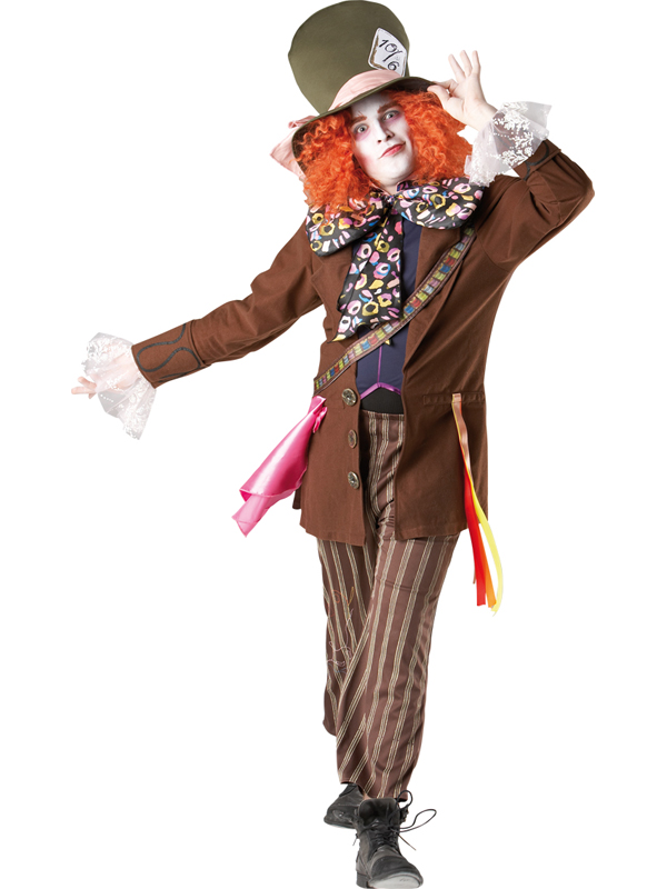 "Mad Hatter ""Alice In Wonderland"" Costume"