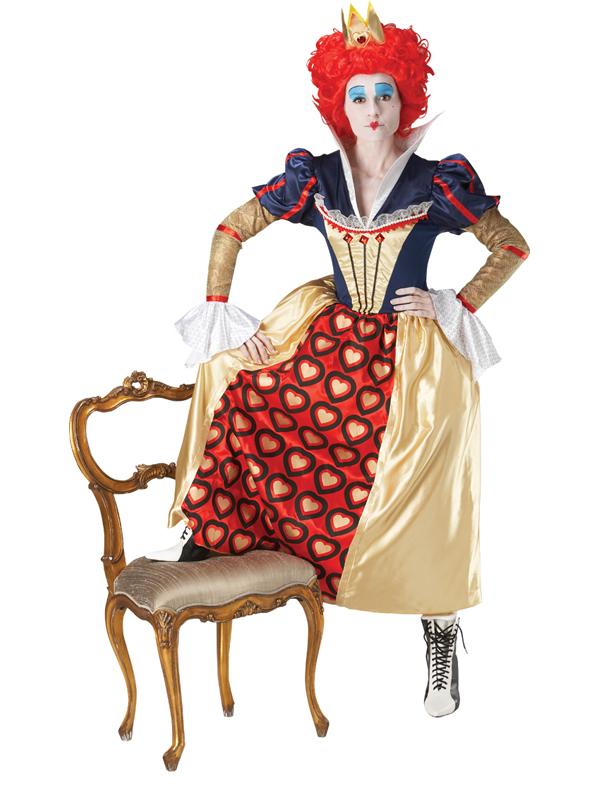 Disney Alice in Wonderland Adult's Red Queen Costume