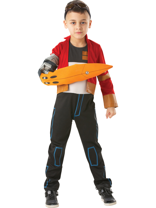 Childs Rex Costume