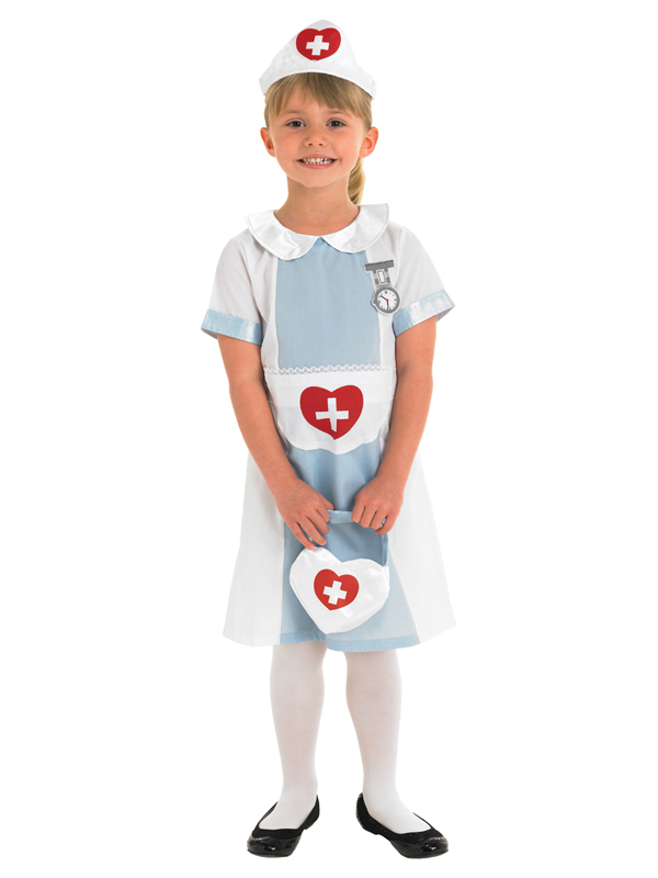 Child Nurse Costume