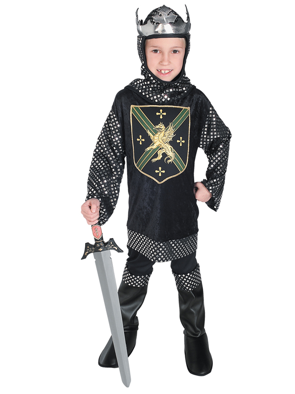 Boy's Warrior King Costume