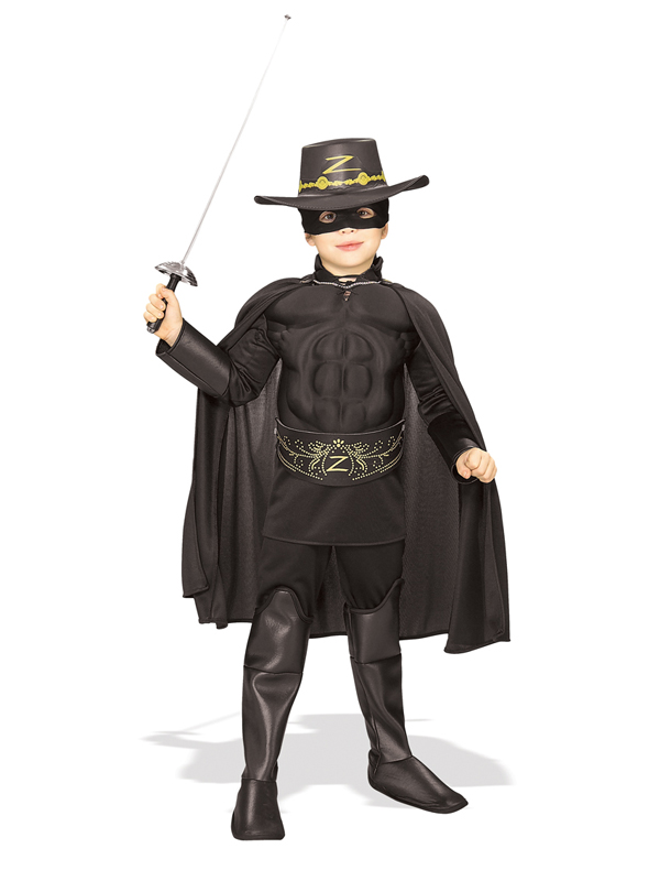 Child Zorro Costume