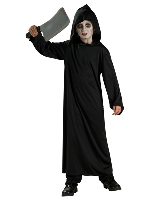 Child Horror Robe Costume