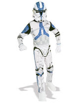Star Wars Clone Trooper Boy's Costume
