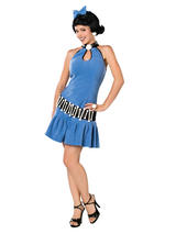Flintstones Betty Rubble ladies Costume