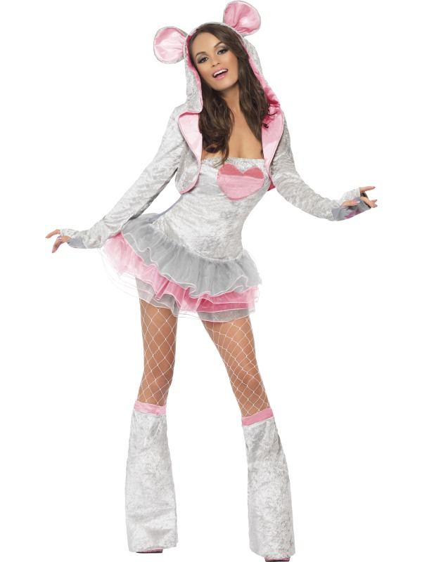 ... Adult Ladies Sexy Mouse Costume Thumbnail 2 ...  sc 1 st  Plymouth Fancy Dress & Adult Ladies Sexy Mouse Costume   Plymouth Fancy Dress Costumes and ...