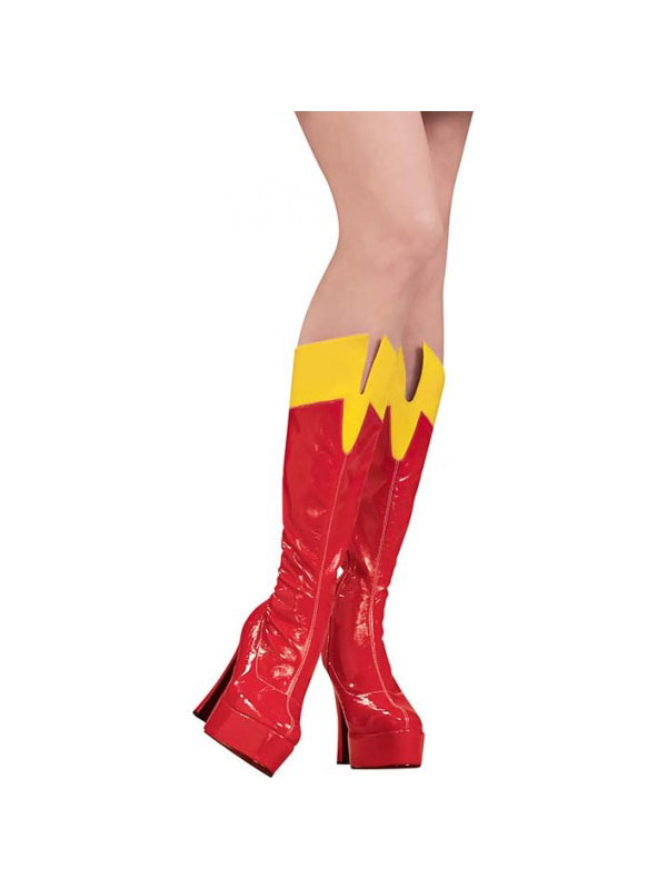 Supergirl Boots