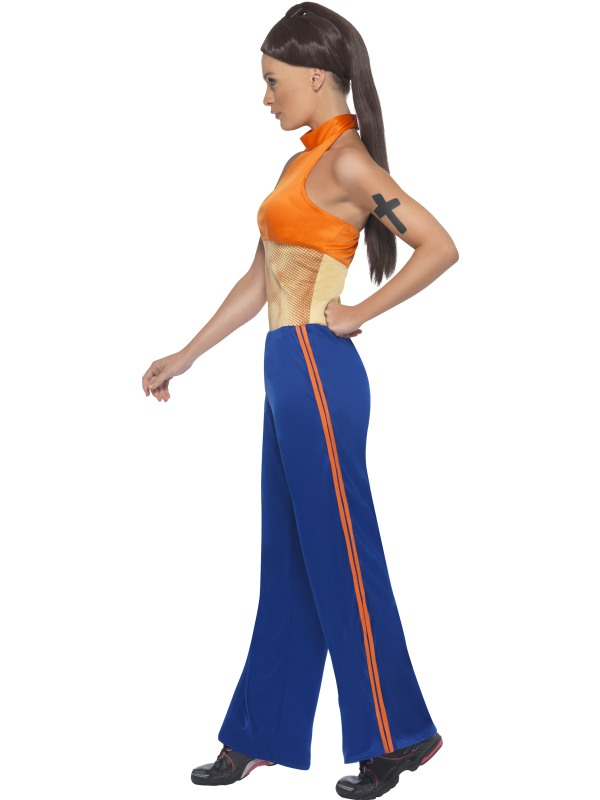 18f35f925 Sporty Spice Costumes   ... Adult Ladies Sporty Spice Costume ...
