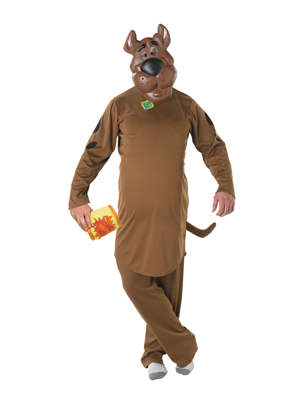 Scooby Doo Costume & Mask