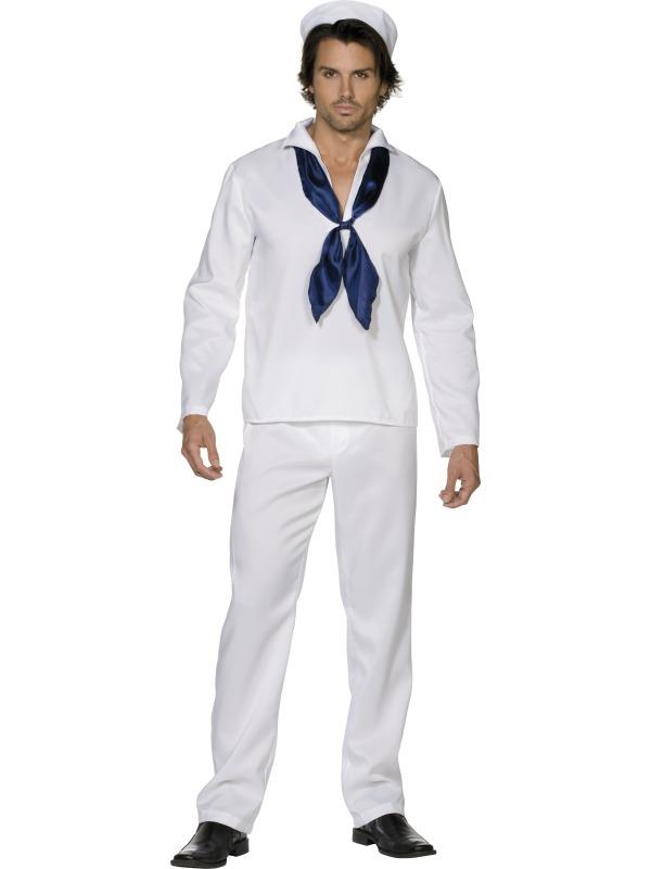 Sexy male sailor costume