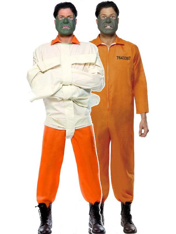 Officially Licensed Hannibal Lecter Men S Costume