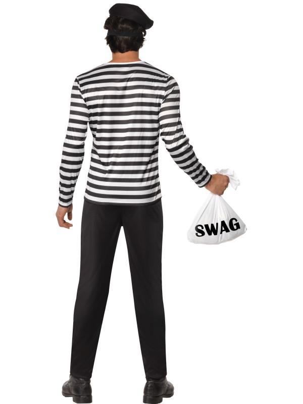 ... Adult Menu0027s Bank Robber Costume Thumbnail 3  sc 1 st  Plymouth Fancy Dress! & Adult Menu0027s Bank Robber Costume | Plymouth Fancy Dress Costumes and ...
