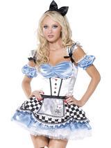 Adult Ladies Sexy Sweet Alice Costume