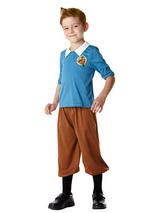Child Tin Tin Costume