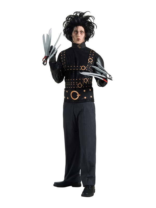 Edward Scissorhands Official Men's Costume