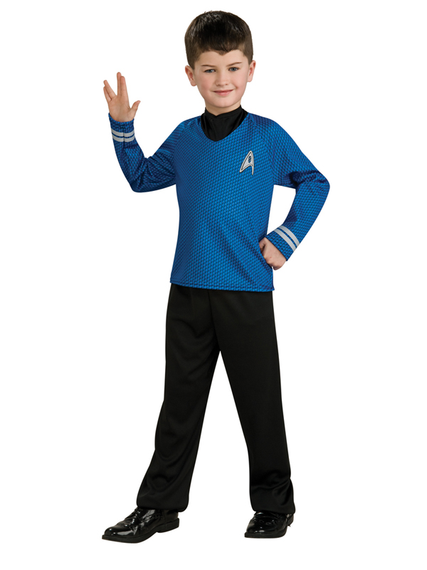 Child Mr Spock Costume