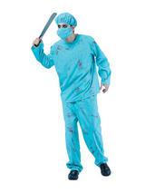 Bloody Surgeon Costume