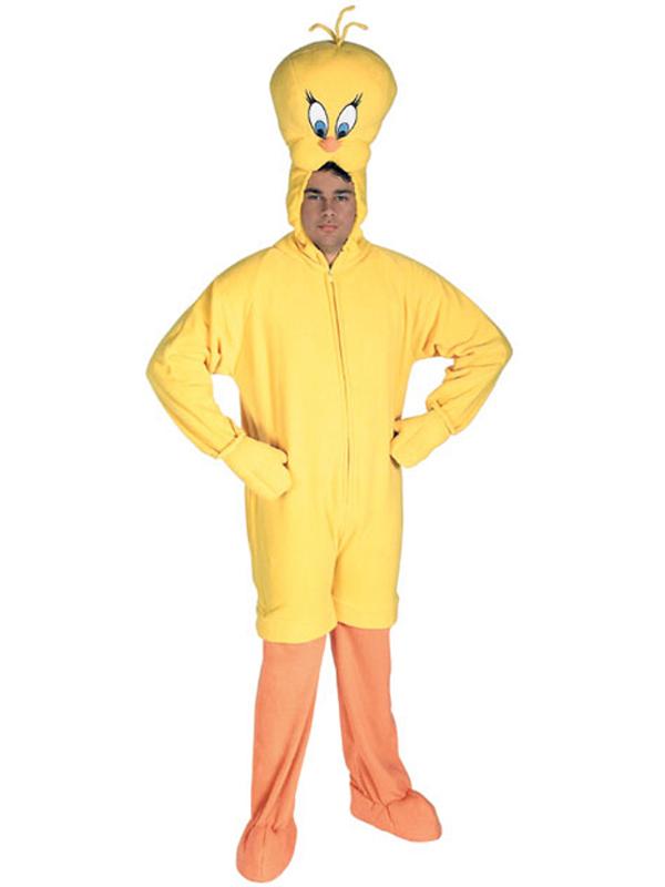 Tweety Pie Loony Tunes Men's Costume