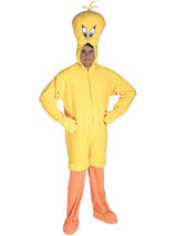 Tweety Pie Loony Tunes Men's Costume