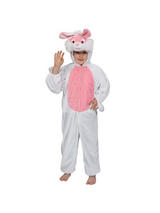 Boy's Bunny Rabbit Jumpsuit Costume
