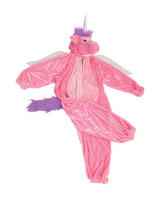 Boy's Pink Unicorn Jumpsuit Costume