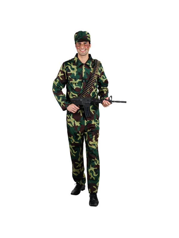 Army Soldier Costume