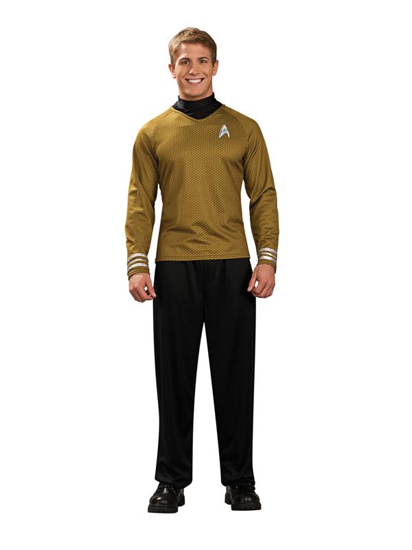 Star Trek Captain Kirk Men's Official Top