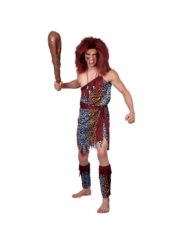 Wild Caveman Costume