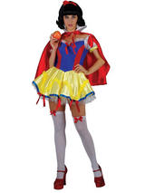 Ladies Sexy Snow White Princess Costume