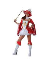 Madame Musketeer Costume