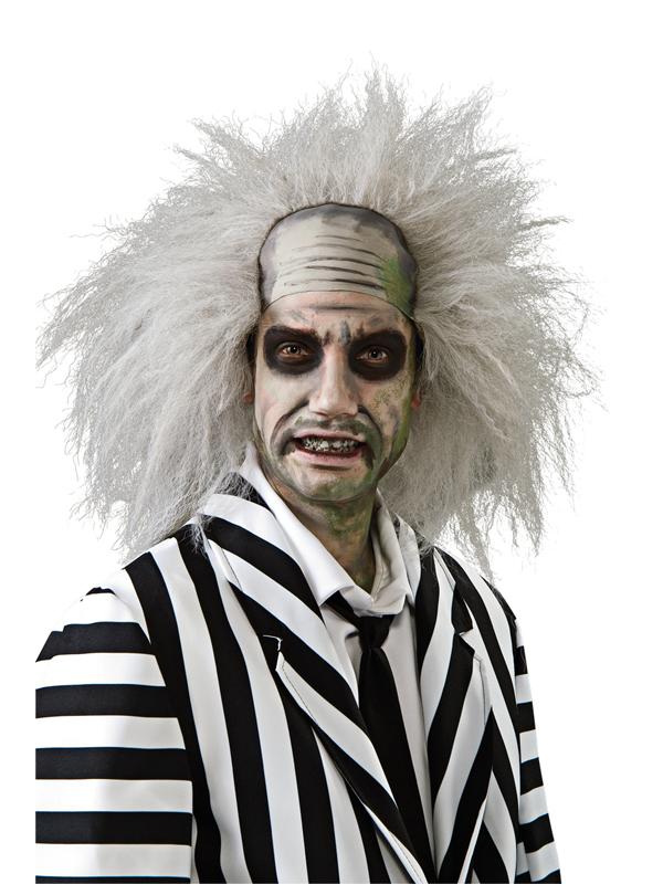 Beetlejuice Wig Costume